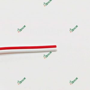 CABLE PARALELO 2 X 22 AWG ROJO - BLANCO